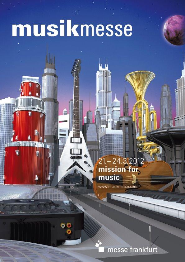 Die Musikmesse 2012