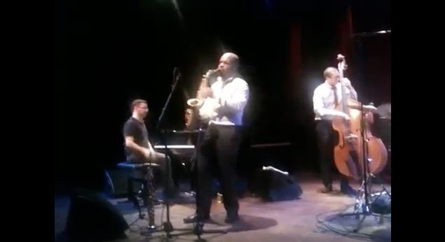 Jaleel Shaw on Free Wind Alto, Bimhuis