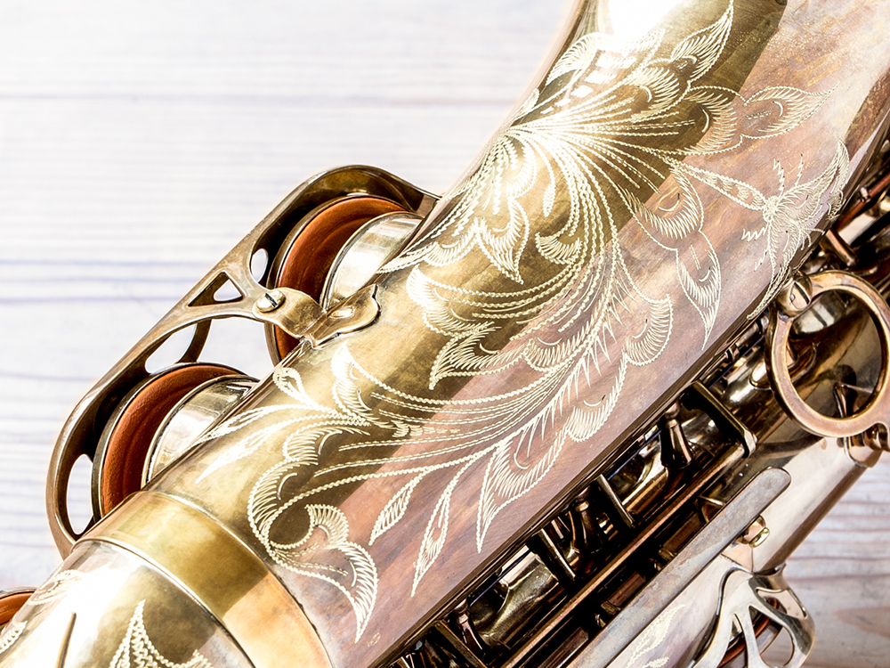 New engraving for latest edition Free Wind Alto