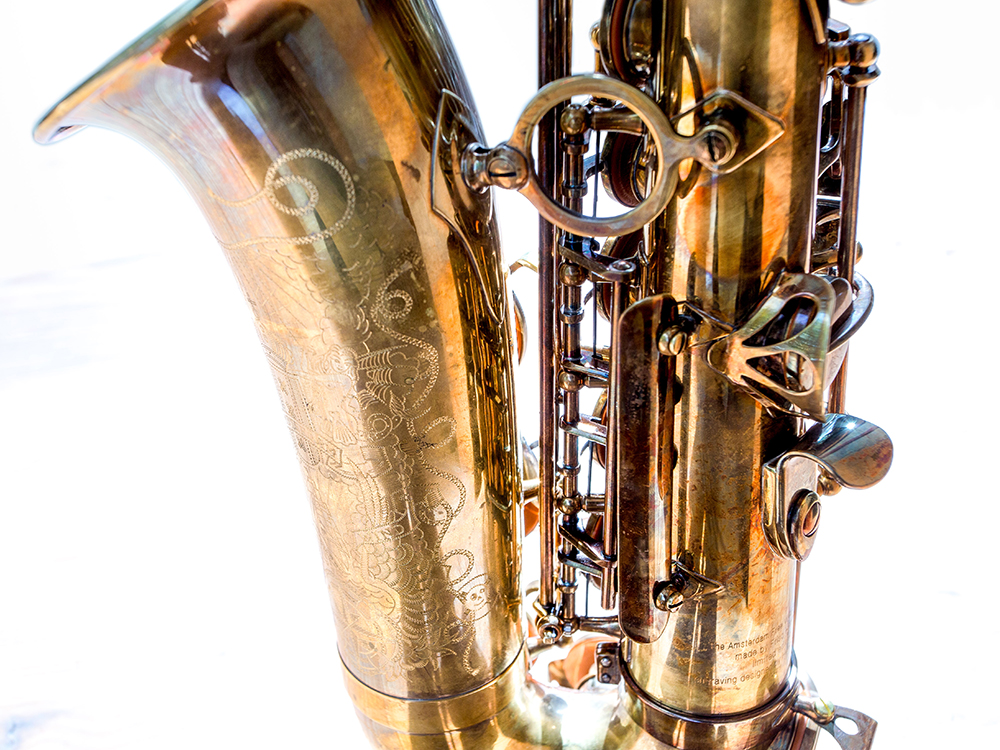 FREE WIND ALTO SAXOPHONE — LIMITED EDITION