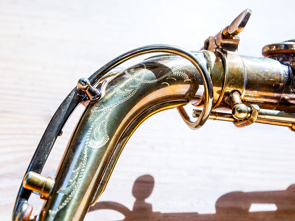 FREE WIND ALTO SAXOPHONE — LIMITED EDITION — € 6.500,- (Excl. VAT)