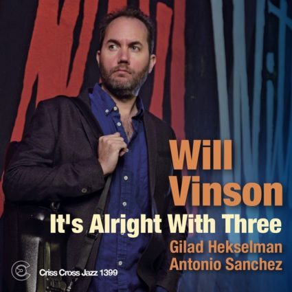 Will Vinson Its Allright with Three on Free Wind alto