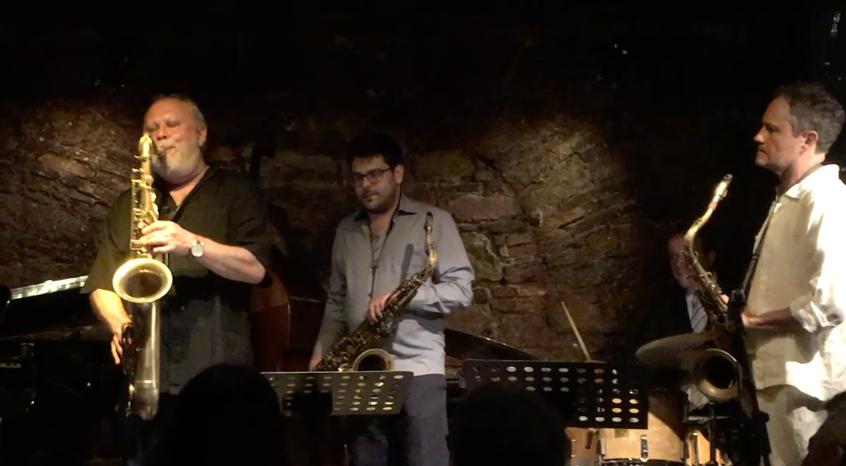 Tony Lakatos Amsterdam Winds tenor saxophone