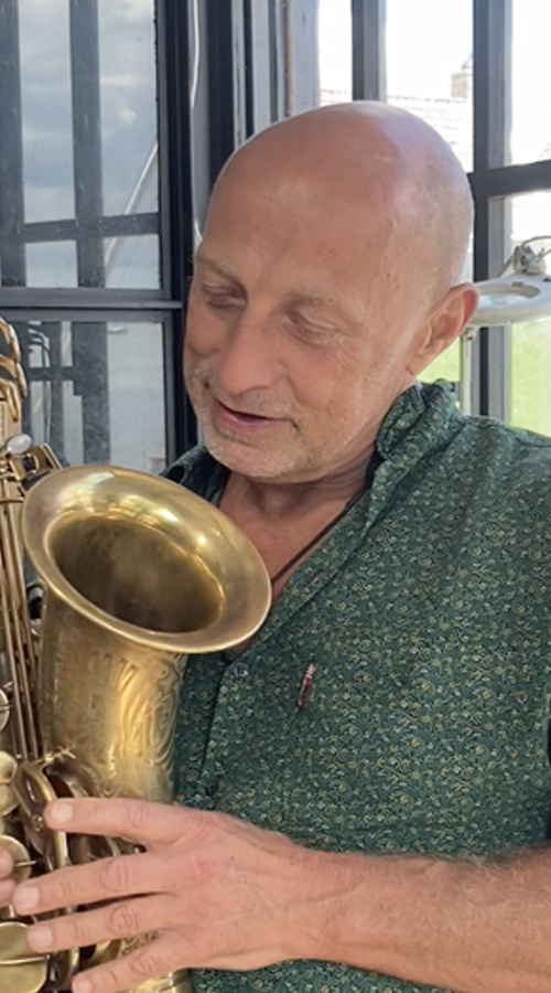Ben van den Dungen about the Amsterdam Free Wind tenor saxophone
